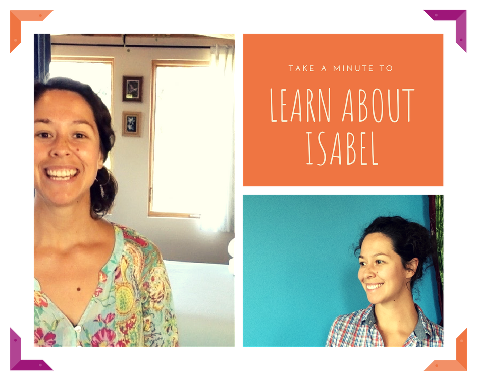 LEARN ABOUT ISABEL and your massage practice